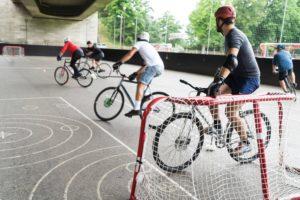 Bikepolo Training @ Bikepolo Platz | Regensburg | Bayern | Deutschland