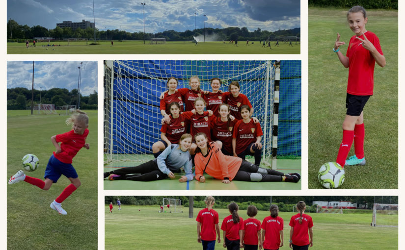 Mädchenfußball Regensburg